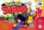 Pokemon Snap Boxart
